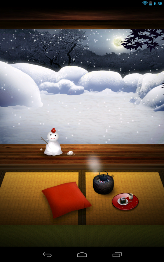 ZEN Garden -Winter- LW - screenshot