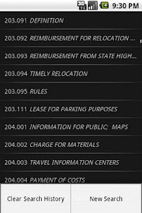 TXLaw Transportation - Vehicle- screenshot thumbnail