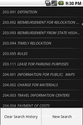 TXLaw Transportation - Vehicle- screenshot