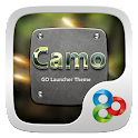 Camo GO Launcher Theme APK Cracked Download