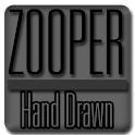 Hand Drawn - Zooper Widget Pro icon