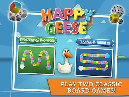 Happy Geese- screenshot thumbnail