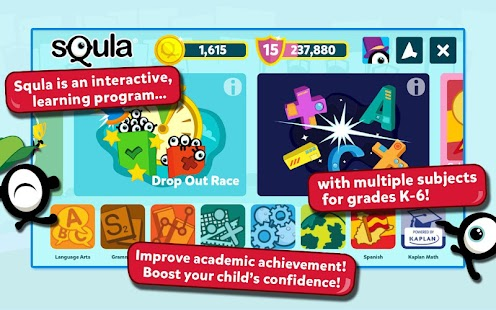 Squla for Grades 2-6- screenshot thumbnail