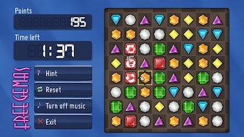 Screenshot of Freegemas