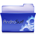 AndroSurf File Browser logo