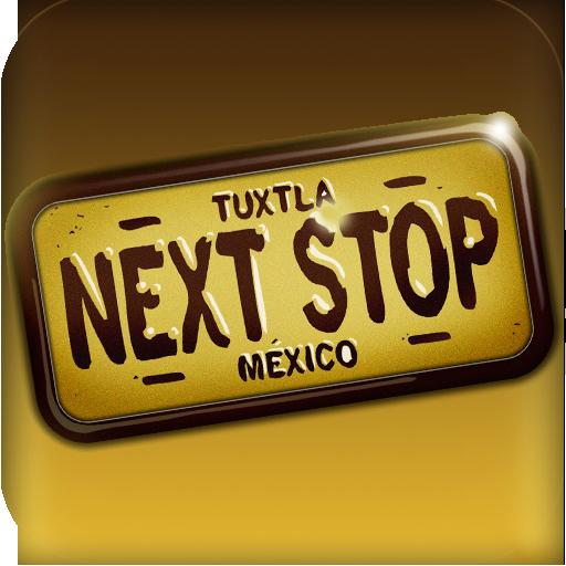 Next Stop Tuxtla Gutiérrez LOGO-APP點子