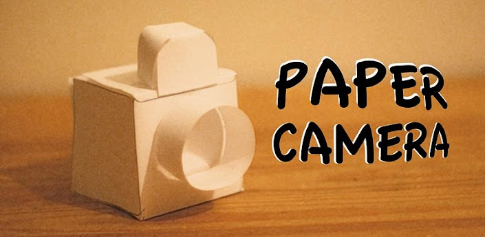 Paper Camera - необычные снимки скачать