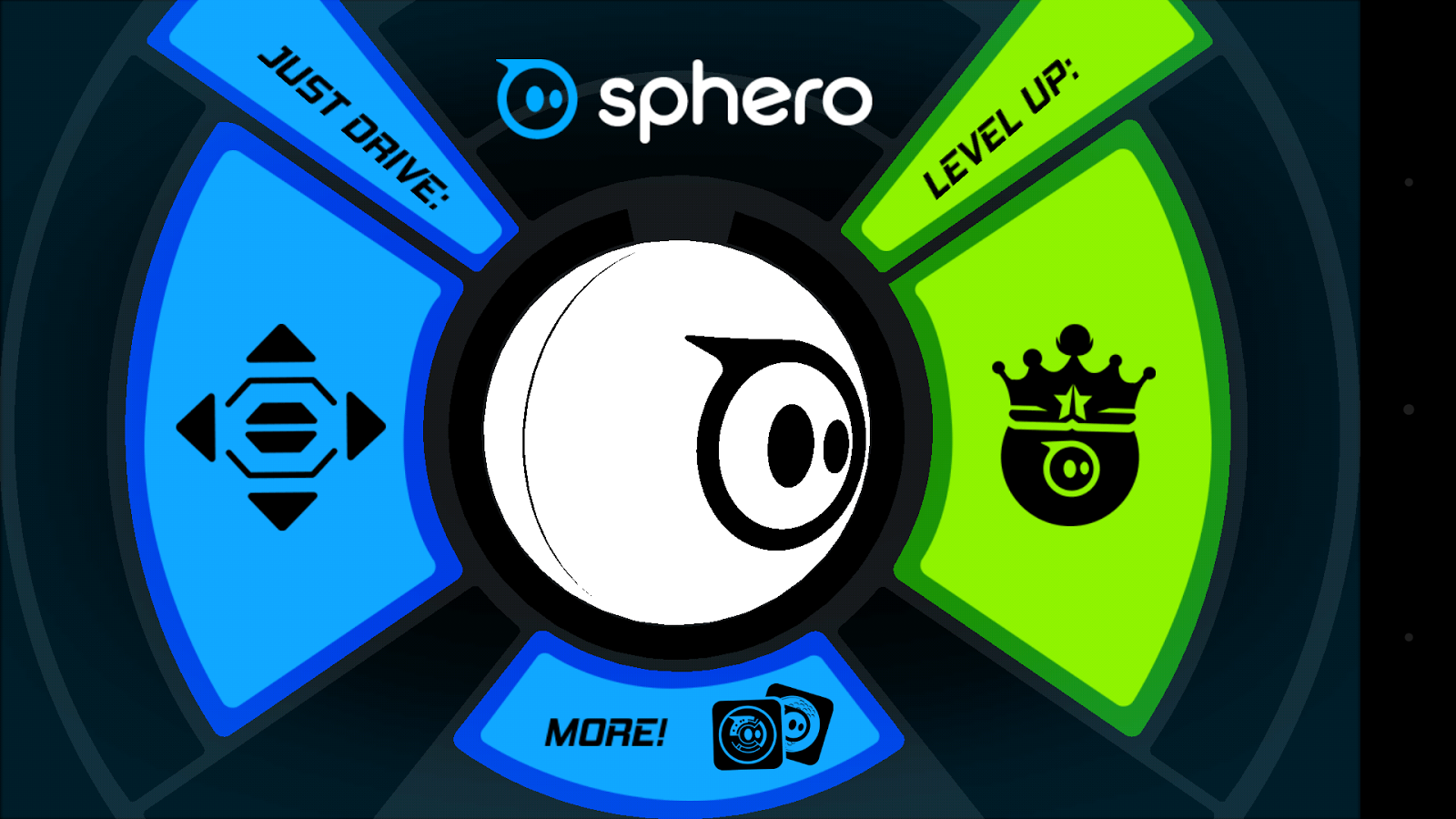 Sphero - screenshot