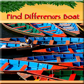 Find Differences The Boat