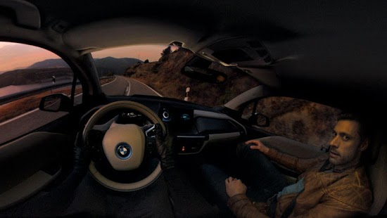 BMW i3 360° - screenshot thumbnail
