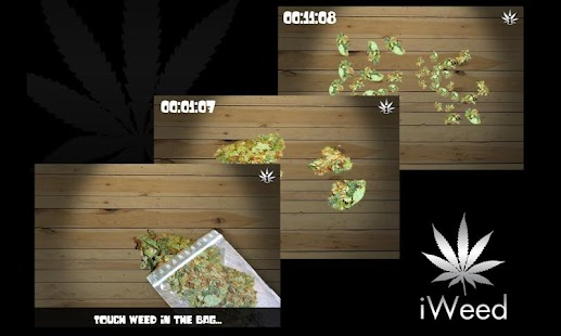 iWeed - roll a spliff - screenshot thumbnail