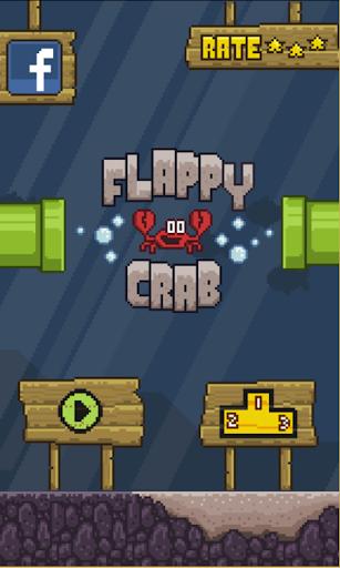 Flappy Crab