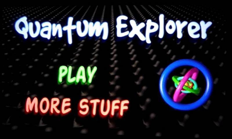 Quantum Explorer - screenshot