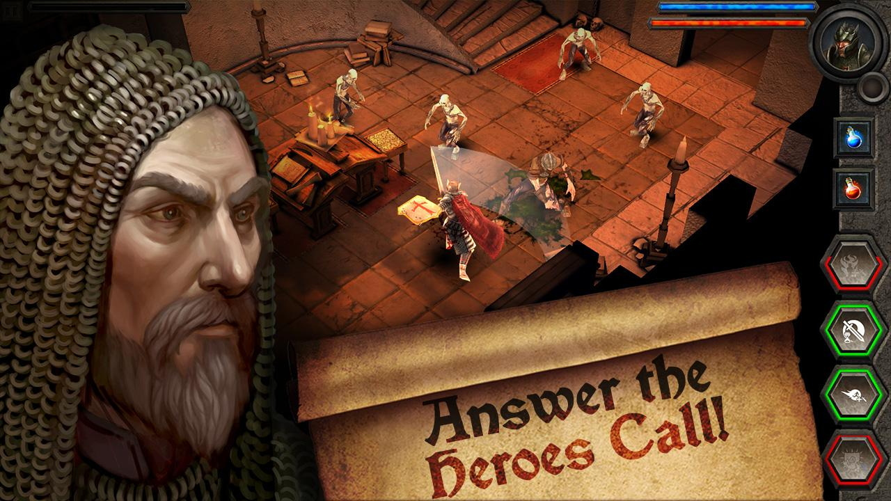 Heroes Call - screenshot