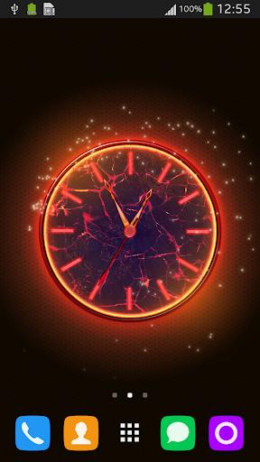 Lava Clock