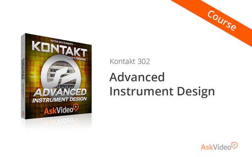 Instrument Design for Kontakt