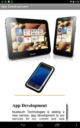 【免費商業App】NueTouch Technologies-APP點子