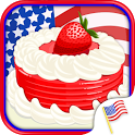 Bakery Story: 4th of July icon