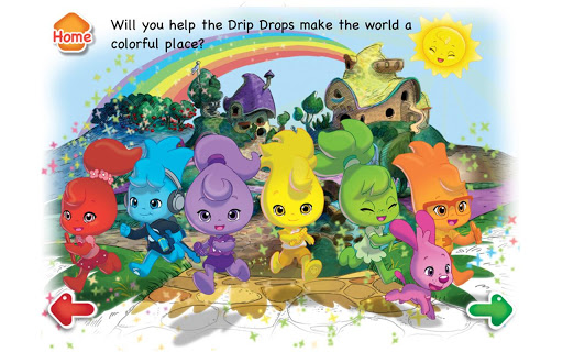 The Story of the Drip Drops