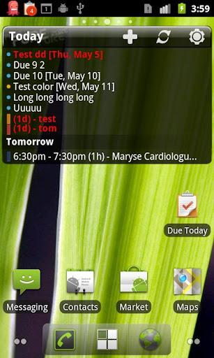 Pure Calendar widget (agenda) Apk v3.0.7