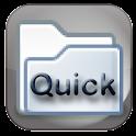 Quick Folder logo