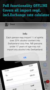 Swiss Customs & VAT- screenshot thumbnail