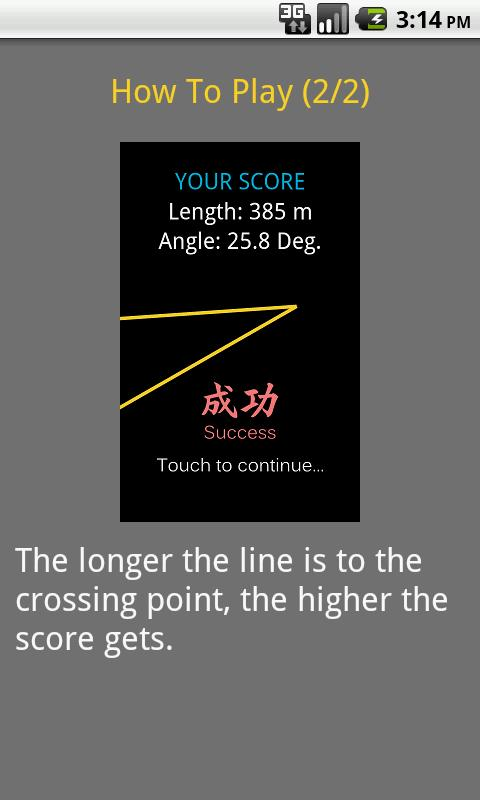 Super Acute Angle - screenshot