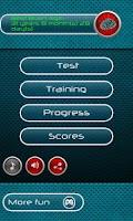 Screenshot of Brain Age Test