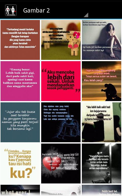 93 Gambar Kata Kata Sakit Hati Terbaik