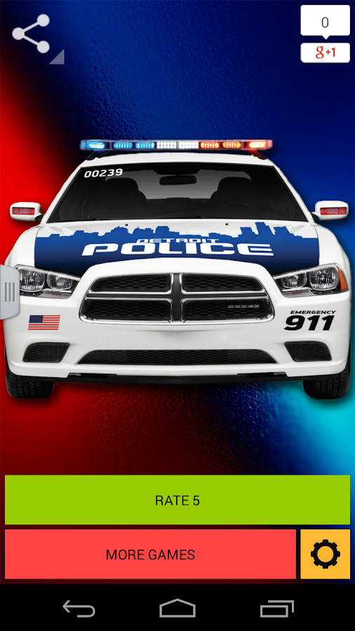 police siren simulator android apps on google play. Black Bedroom Furniture Sets. Home Design Ideas
