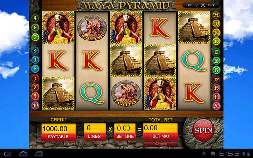 Slot machine gratis le piramidi