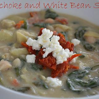 Artichoke and White Bean Soup