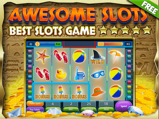 SlotsPharao 777 Slots Way Win