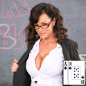 Strip Blackjack 21 – Lisa Ann logo
