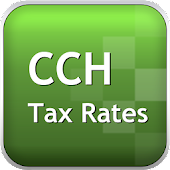 CCH Tax Rates and Tables