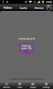 AVI F4V FLV MP4 MP3 Player - screenshot thumbnail