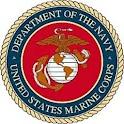 U.S. Marine Corps.Martial Arts logo