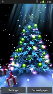 Christmas Tree 3D - screenshot thumbnail