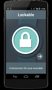 Lockable Screenshot 1
