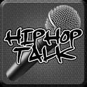 카카오톡 블랙 테마, 힙톡 Hiphop talk icon