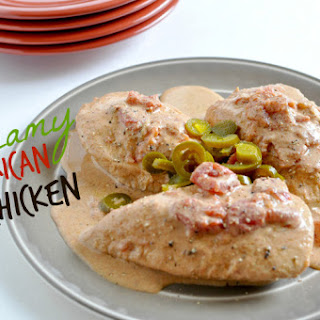 Creamy Mexican Slow Cooker Chicken – Low Carb, Gluten Free