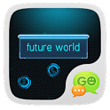 GO SMS PRO FUTUREWORLD THEME icon