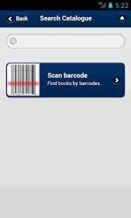 Edinburgh Libraries- screenshot thumbnail