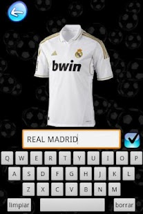 Futbol Team Logos Quiz - screenshot thumbnail