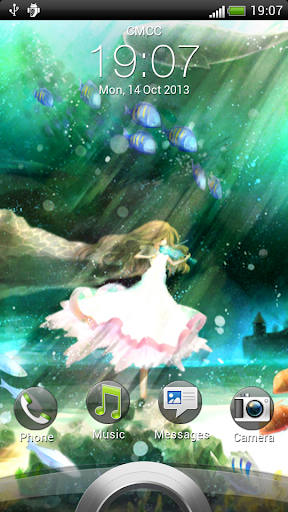 Dream Girls Live Wallpaper