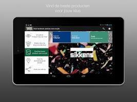 Screenshot of Sikkens BE