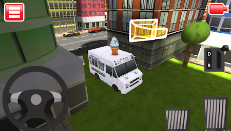 Candy & Ice Cream Truck 1.0.1 screenshot 98728