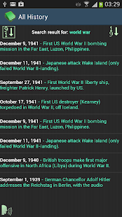 This Day In History- screenshot thumbnail