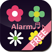 [FREE]Flower Flow! Clock LWP!