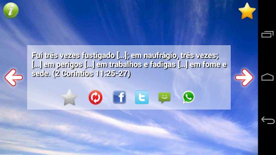 Versículos e Frases Bíblicas- screenshot thumbnail